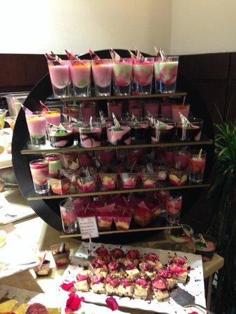 Alkoclar Exclusive Kemer: Dessertbuffet