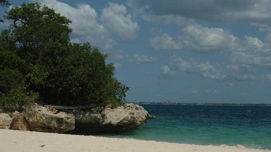 Bongoyo Island: The view