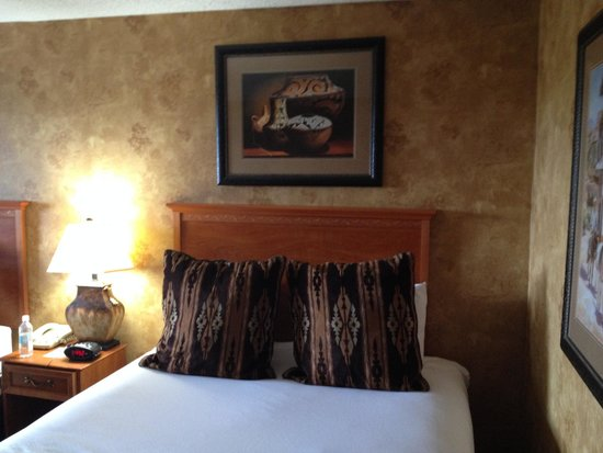 Best Western Plus Inn of Santa Fe: Bed