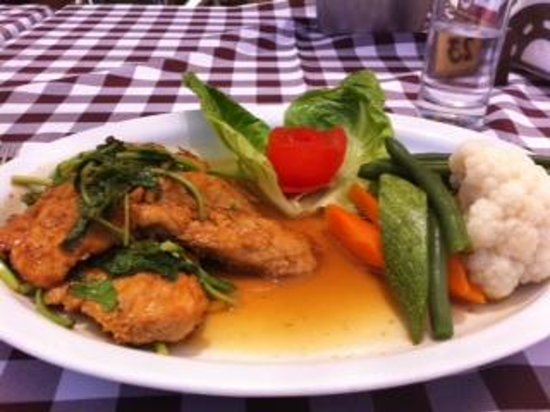 Letymbou Tavern : Delicous food
