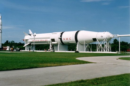 NASA Kennedy Space Center Visitor Complex: Kennedy Space Center, Cabo Canaveral