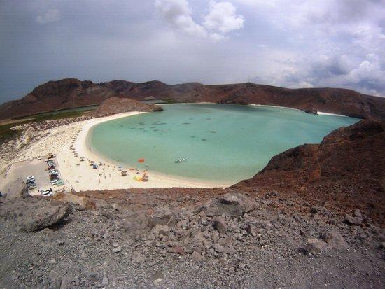 Balandra Beach : VISTA DESDE MIRADOR