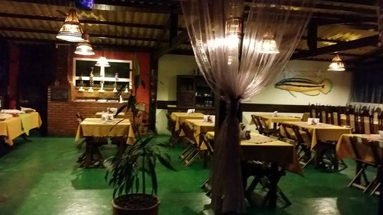 Pousada Rio Bracuhy: restaurante