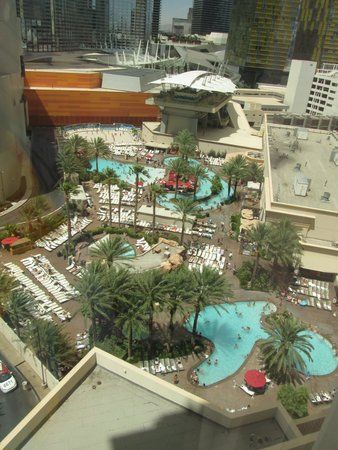 Monte Carlo Resort & Casino : The view