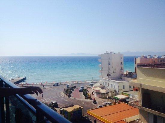Africa Hotel: Utsikten och stranden