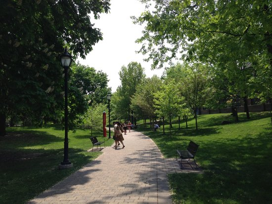 University of Toronto: Philosopher's Walk