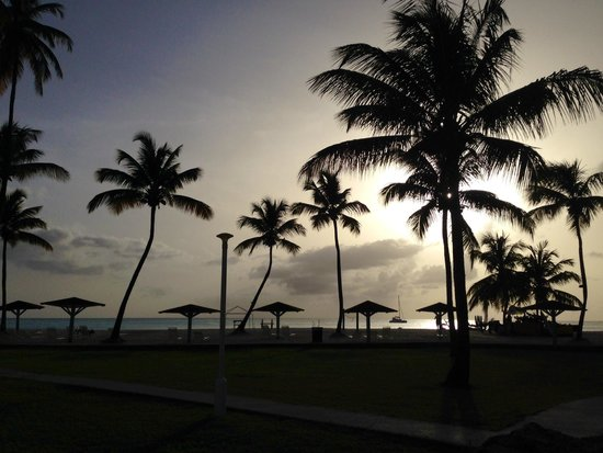 Jolly Beach Resort & Spa: Sunset