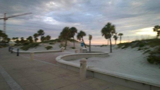Gulf Beach Inn: This was just a 2 min walk from hotel