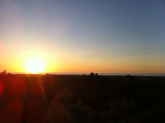 Cape Cod National Seashore: pôr-do-sol