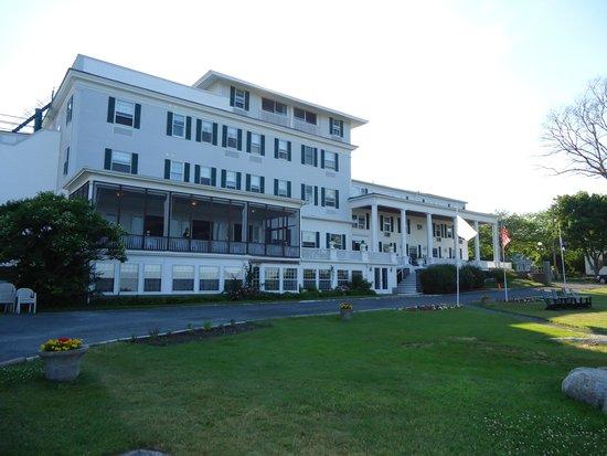 Emerson Inn : The Inn itself.
