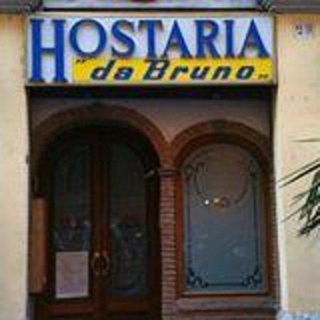 Trattoria da Bruno : esterno
