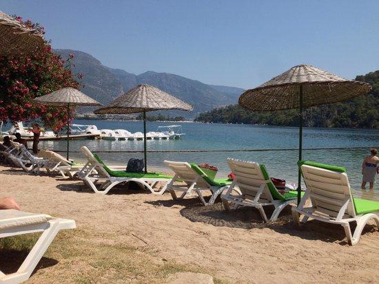 Suncity Hotel & Beach Club : blue lagoon beach