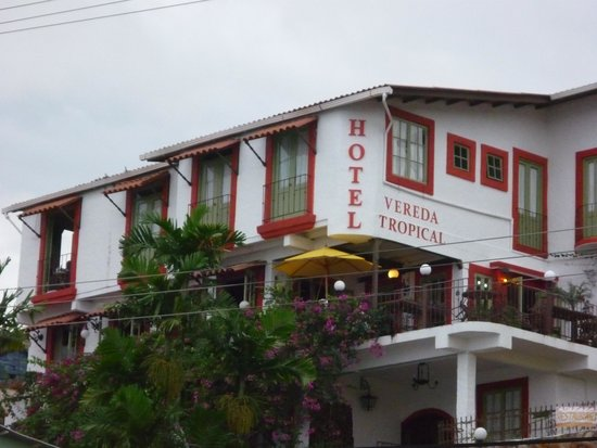 Vereda Tropical Hotel : Hotel Vereda Tropical