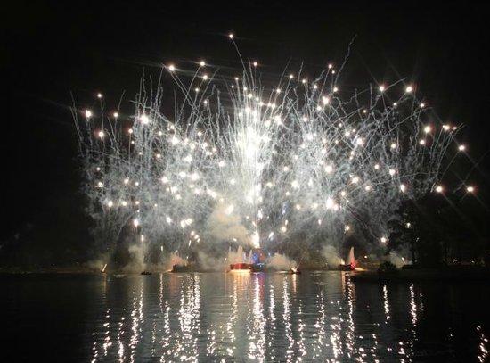 IllumiNations: Reflections of Earth: Maravillosos Fuegos Artificiales