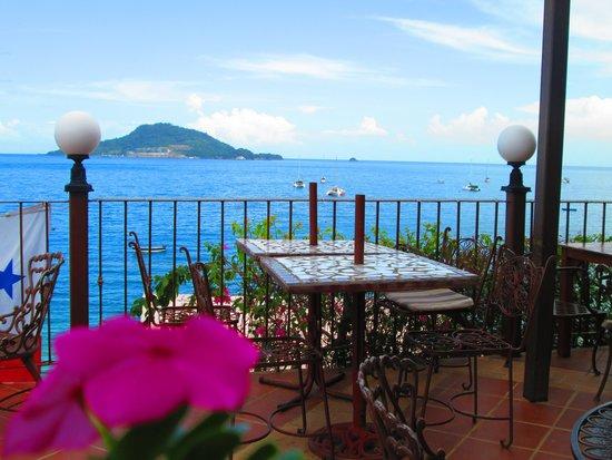 Vereda Tropical Hotel : Terraza del Restaurante