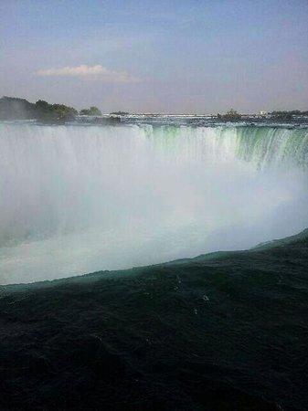Niagara Falls: I love the Horseshoe Falls