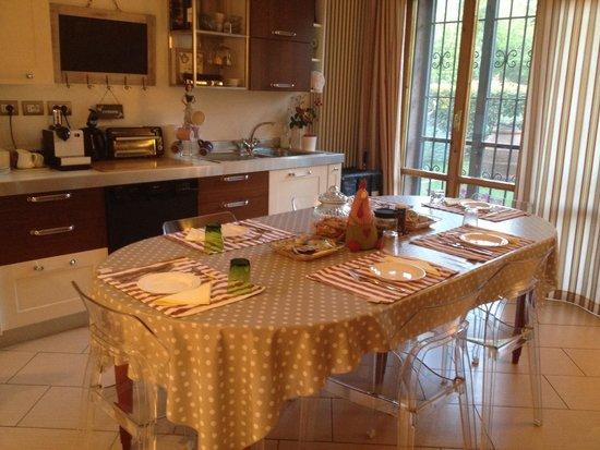 Silvani 123 Bed & Breakfast: Sala