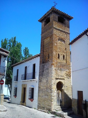 Puente Nuevo Bridge: Minaret