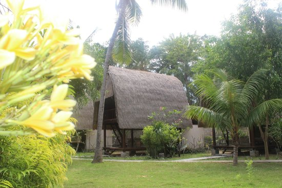 Sukanusa Luxury Huts: Cozy and comfortable bungalows