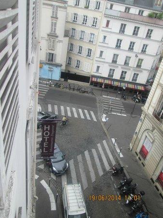 Libertel Montmartre Opera: quiet area