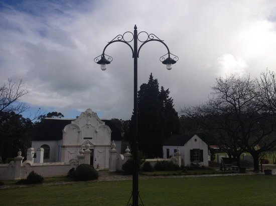 Old Town Tulbagh : Old Church