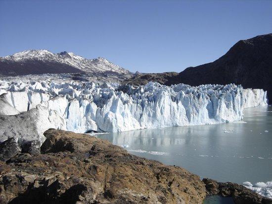 Glaciar Viedma: Vista 1