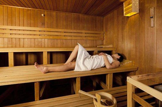 Hotel Bannwaldsee: Sauna