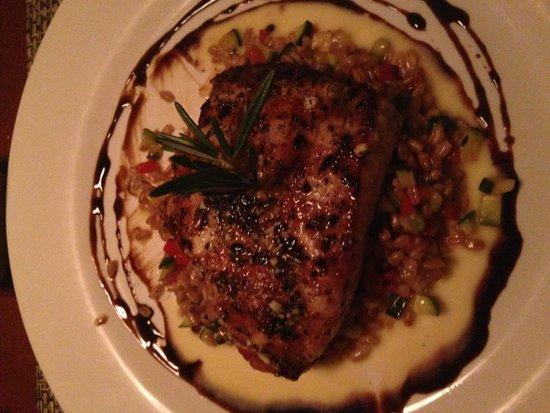 Michael Anthony's Cucina Italiana: Swordfish Special!