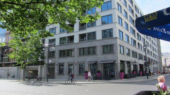 Adina Apartment Hotel Berlin Hackescher Markt: Adina