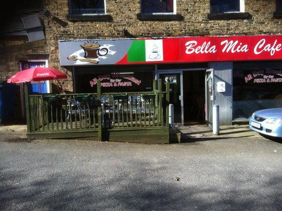 Bella Mia cafe: Bella Mia