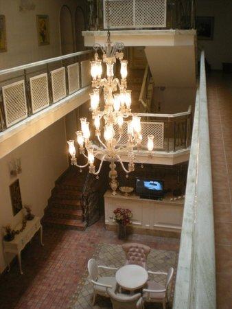 Tutav Adalya Hotel: schöne Innen-Deko
