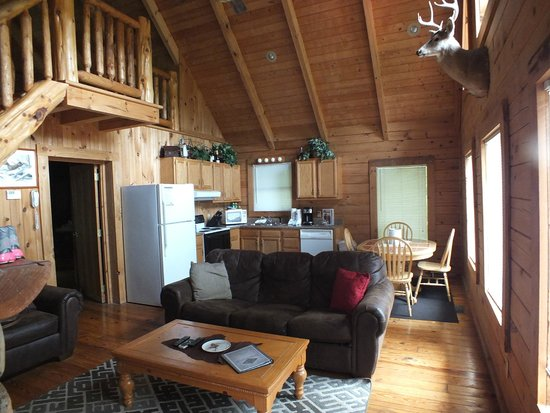 Elk Springs Resort: Awesome Cabin