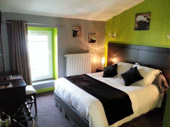 Hotel la Residence: chambre 42