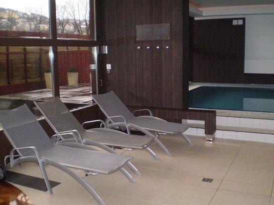 Novotel Budapest City: pool