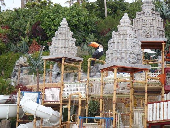 Siam Park: Zona Infantil