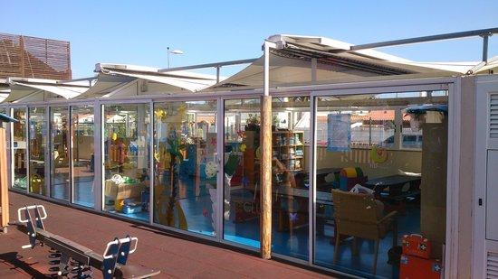 HD Parque Cristobal Gran Canaria: miniclub....