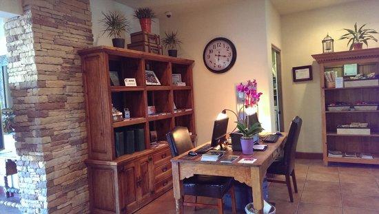 Santa Fe Sage Inn: Lobby