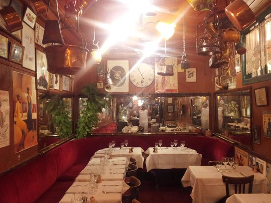 Fuagra picture of roger la grenouille paris tripadvisor for Roger la grenouille paris
