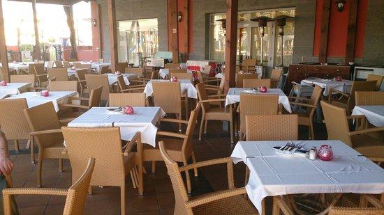 HD Parque Cristobal Gran Canaria: maravillosos almuerzos...