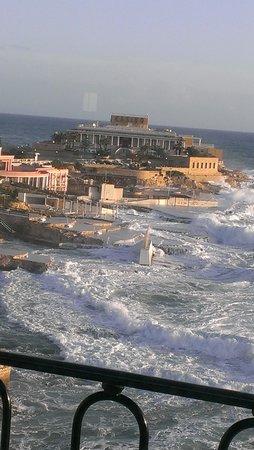 Hilton Malta: Outdoor pool
