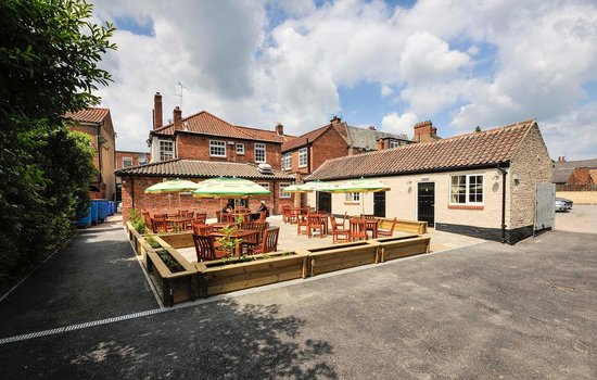The Gillygate: Beer Garden / Car Park