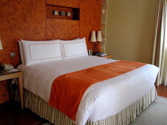 Terre Blanche Hotel and Spa : Chambre
