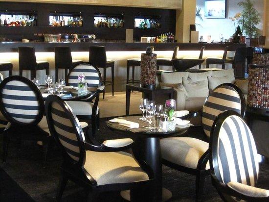 Terre Blanche Hotel and Spa : Restaurant Gaudiva