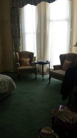The Grand Hotel Eastbourne: Bedroom