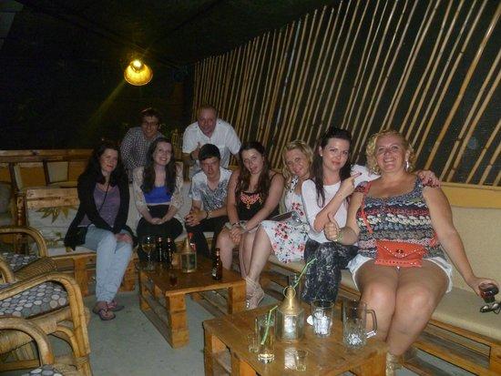 ClubHotel Riu Funana : The Hide Away Bar in Santa Maria