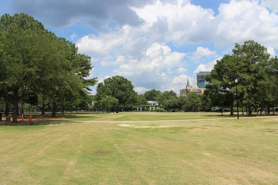 Finlay Park, Columbia, SC, June 2014 - Picture of Finlay ...