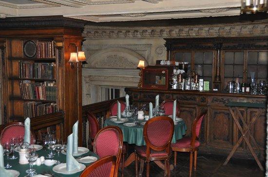 Café Pushkin : Deuxième étage
