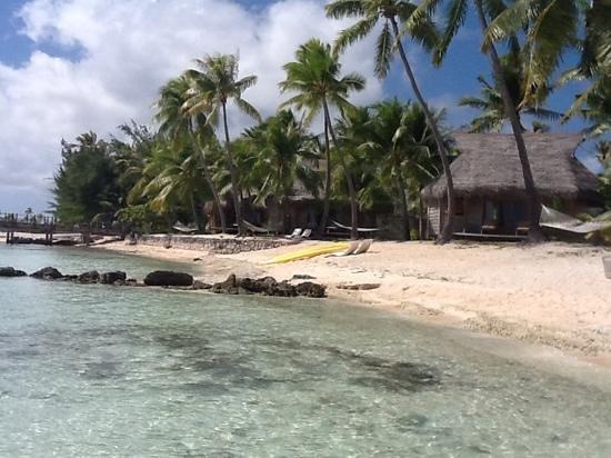 Locanda Al Castello: Tikehau, Polinesia francese