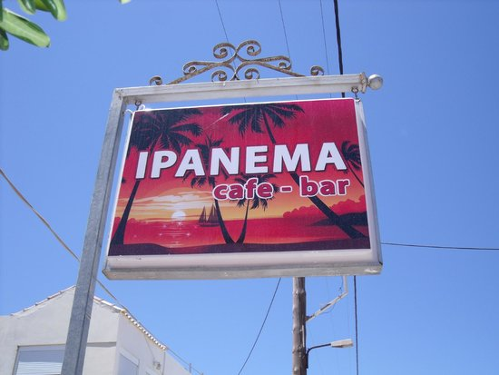 Ipanema Cafe - Bar