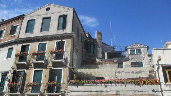 Front of Villa Igea